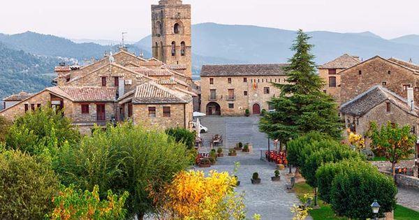 Ainsa huesca arag n espa a paisajes lugares con encanto - Lugares con encanto madrid ...