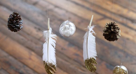 DIY Holiday Mobile || Free People