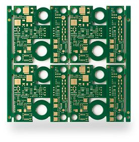 All In One Pcb Containing Usb Interface Fpga A D S Amps And Filters Development Board Arduino Interface