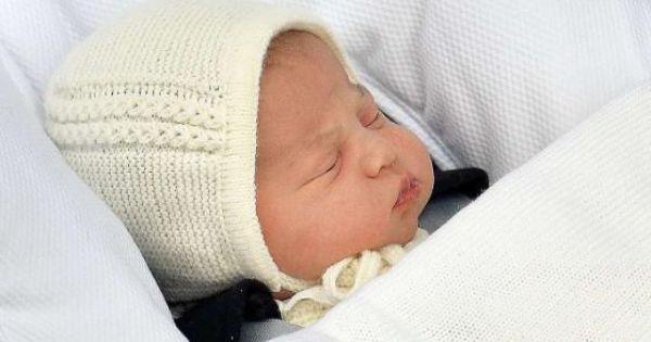 Royal Baby So Wachst Die Kleine Prinzessin Von William Und Kate Auf Kleine Prinzessin William Und Kate Baby Prinzessin