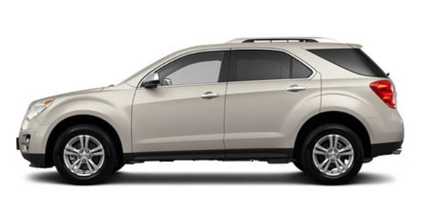 2013 Chevy Equinox 1lt In Champagne Silver Metallic With Power