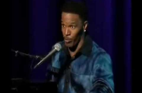 Music Is The Key To Everything Gut Busting Hilarity Jamie Foxx Piano Impersonations Jamie Good Music Just For Laughs