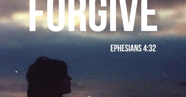 Forgive bible verse