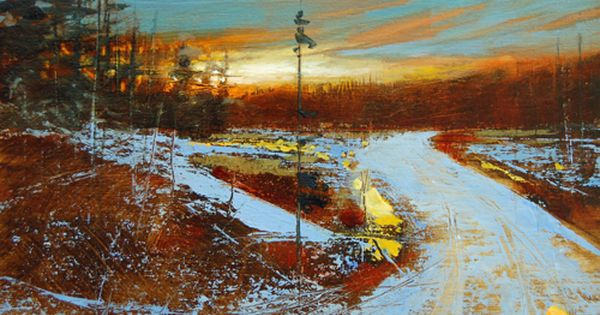 Landscape Paintings By David Lidbetter In 2020 Landscape Paintings Contemporary Landscape Painting Painting