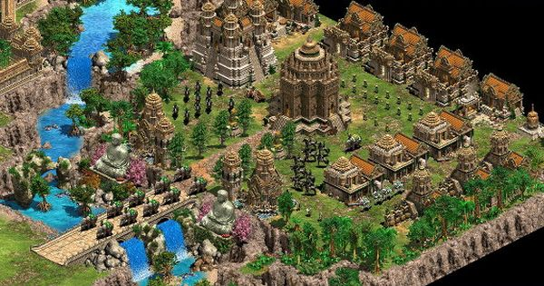 Age Of Empires 2 Hd Rise Of The Rajas Expansion Today Age Of