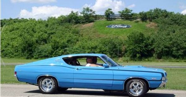 Torino Gt Powered By A 390 Big Block Ford Fe And 4 Speed Toploader