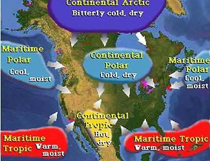 earth science weather maps links and air masses science sites pinterest earth science the. Black Bedroom Furniture Sets. Home Design Ideas