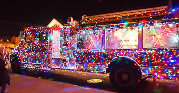 West Cape May Christmas Parade 2012 - Cape May | Pinterest ...