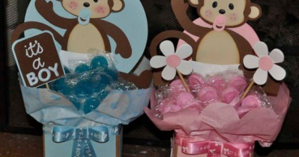 King of the jungle baby shower ideas baby shower monkey monkey and favors - Monkey baby shower favors ideas ...