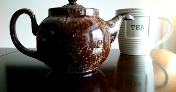 Alcock Lindley And Bloore Ltd Brown Betty Rare Speckled
