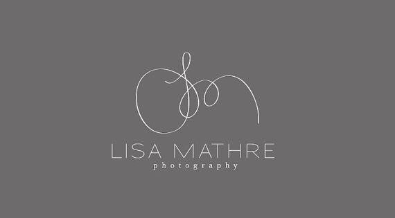Custom Photography Logo - Photography Watermark - Business Branding Design