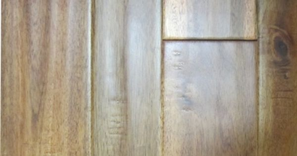 Natural Floors By Usfloors Variable Width Amber Handscraped Acacia Hardwood Flooring 23 8 Sq Ft Natural Flooring Acacia Hardwood Flooring Hardwood Floors