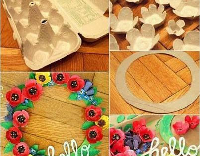 Anzac day, Egg cartons and Eggs on Pinterest