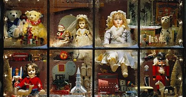 Toy Store Window By Walter Wick Google Image Result For