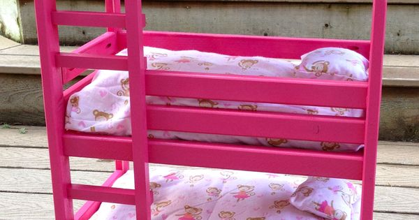 How To Make A Doll Jump Rope Doll Bunk Beds Bed Plans