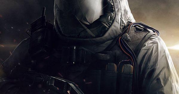 Rainbow Six Siege White Mask: White Mask Heavy Bomber , Sebastien