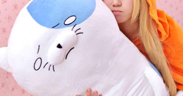 Himouto Umaru Chan Cat Full Body Pillow Kawaii Cute