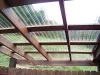 Uploaded Photo Polycarbonate Roof Panels Roof Panels Roof Structure