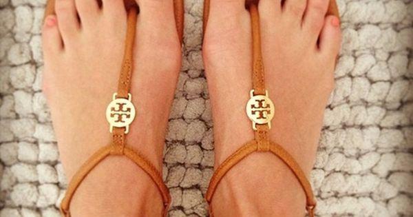 Sandals - photo
