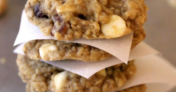 White chocolate, Cranberries and Bakery recipes on Pinterest