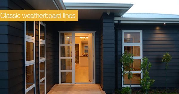 James Hardie Linea Weatherboard Gives You Classic