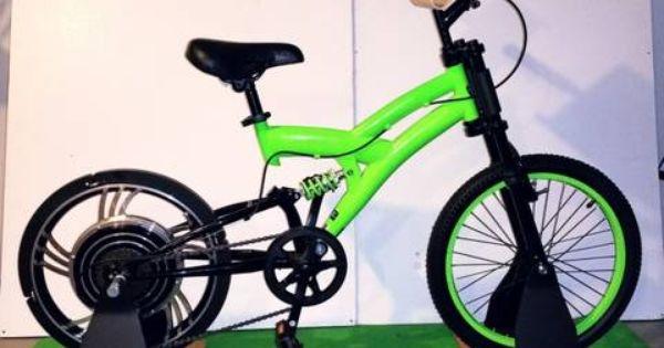 Green Microcycles Bike Generators Could Help Bridge The Gap