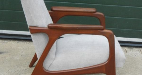 Lounge Chair By Louis Van Teeffelen For Webe 30044 Chair Lounge Chair Mid Century Lounge Chairs