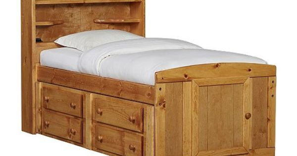 Bedrooms timber trail twin durango bed bedrooms for A p furniture trail