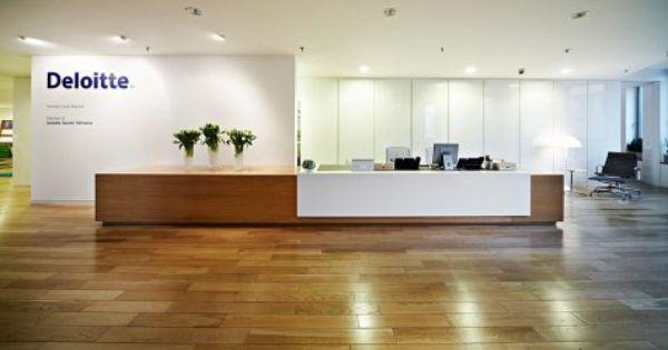 Ian Bryan Architects - for Deloitte Czech Republic   Interior ...