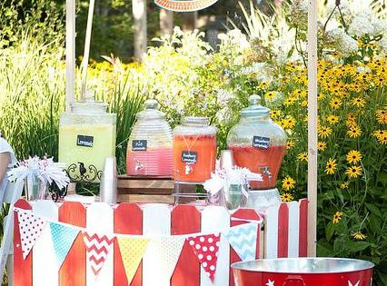 Lemonade Bar. All types of Lemonades in Jars 1. Strawberry Lemonade 2.