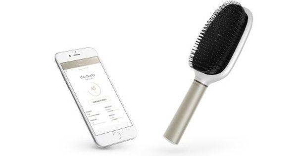 L Oreal Unveils The Smart Kérastase Hair Coach Ubergizmo Hair Brush Health Device Loreal