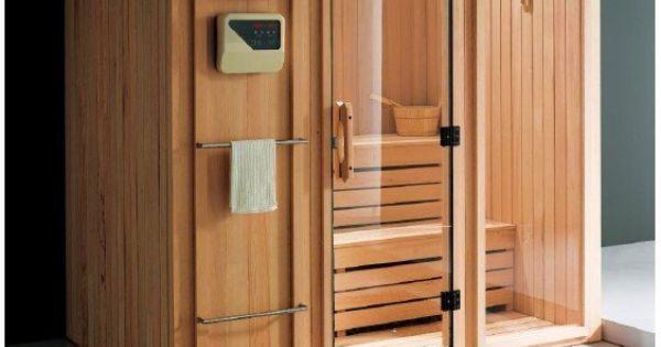 Dry sauna kits indoor bathroom toilet designs for Indoor sauna plans