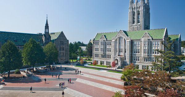 Boston college essays