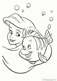 Resultado De Imagen De Dibujos Ariel Para Colorear E Imprimir Con