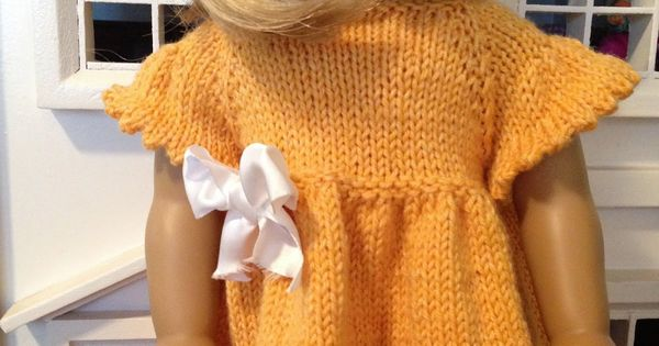 Knitting Patterns For Maplelea Dolls : Knitionary: dolls Free knitting patterns for 18