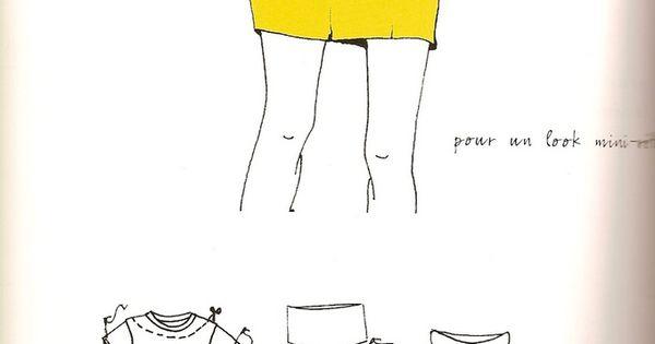 Les Fées Tisseuses : Transformation tee-shirt en jupette de plage...TOP !