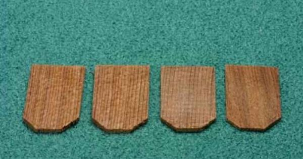 Hexagon Cedar Shingles For Dollhouse Miniature Roofing This Bag Covers Approximately 2 1 2 Square Feet And There Are Ab Cedar Siding Cedar Shingles Doll House