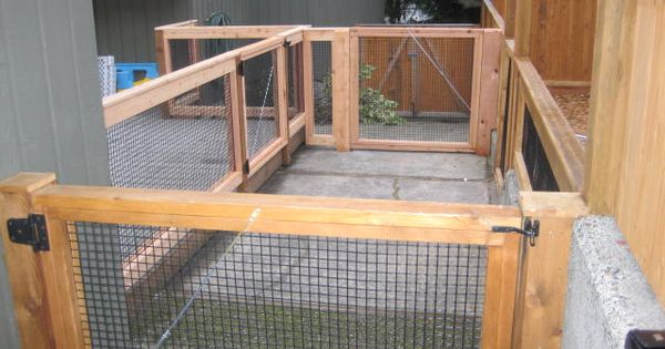fence for the dog yard dog kennel ideas pinterest chain links