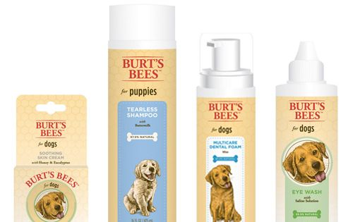 burt s bees natural dog care products   dog milk omd