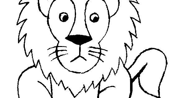 Comment dessiner 1 lion dessin pas pas pinterest comment dessiner lion et dessiner - Comment dessiner des animaux ...