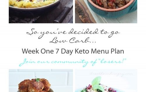 Low carb diet menu low carb meals and meals on pinterest