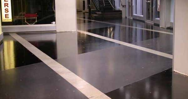 seal your concrete basement floors with epoxy to prevent moisture from