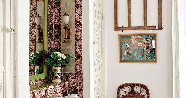Una casa de campo se orial decorador casa campo y - Decorador de casas ...
