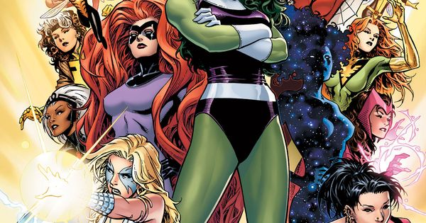 Marvel assembles first all-female Avengers team, the 'A-Force'