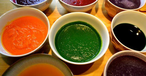 Spelt flour, Flaxseed and Vegetables on Pinterest