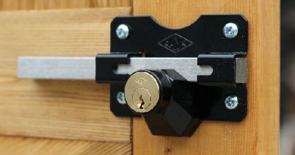 Heavy Duty Gate Locks Gate Locks Wooden Gates Gate Latch
