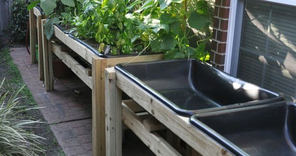 How to garden with a tiny yard - Raised vegetable garden