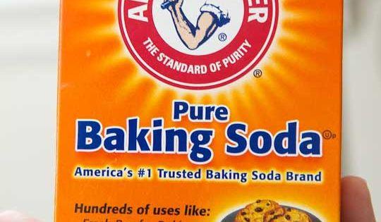 17 naturally soothing sunburn treatments sunburn treatment and baking soda - Unknown uses of baking soda ...