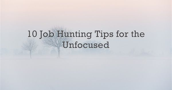articles business tips job hunting
