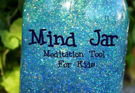 The Mind Jar is a meditation tool to use when you are ...